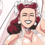 October Pin Up - Layla's Wedding (FULL)