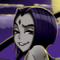 Big Butt Raven (Teen Titans)
