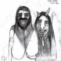 God & Satan circa 1966 by San7a