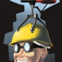 Engineer's new hat