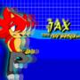 Jax The hedgehog by knucklesXsonic