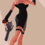 TF2: Girl Spy
