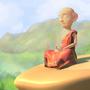 Little Buddha by bica1