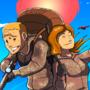 Hunter and Huntress