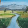 Greenery landscape