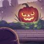 Spooky Cemetary Mock-up