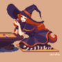 Octobit Day 18: Witchcraft