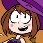 Ochako Witchy Costume