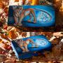 Larkolu - art burned on wooden box