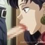 Misato Blowjob: Authentic Hentai Edition