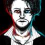 Inktober #26: Dark