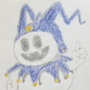 Jack Frost colored drawing