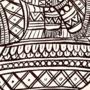 Patton's Patterns - Inktober