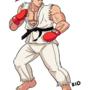 Inktober 30 Ryu