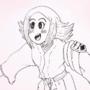 Inktober Day 27: Yachiru