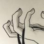 Dark Wound - Inktober #29