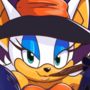 Rouge the Bat(witch)