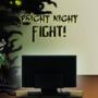 Eldritch vs Vivian - Fright Night Fight!