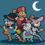 Spooky Boy Gang!