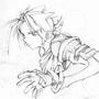 Sketch by kiiryu