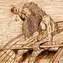 The Ancient Fisherman by Jakubias