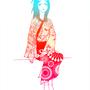 Oriental colours by CyberSpirit