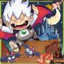 Kid Dracula Manga Mock Up