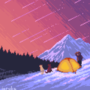 Octobit Day 28: Camping