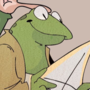 Remember Frog and Toad?