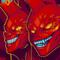 3 headed red guy
