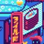 Fydotile - Pixel Pajamas: Cyberpunk