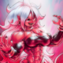 Majin Android 21(Colored by Janrock)