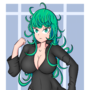 Curvy Tatsumaki