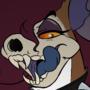 Spooky stoat