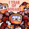 1 Year of Square