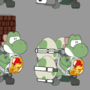 Payload variants for Yoshi Stranding