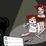 Kenstar murderous fankid by Wizeer