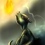 Dragon by Amnael-X