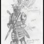 Old Warrior by Gunzet