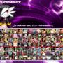 Pokken Tournament 2 - Character Select (SEASON 2)