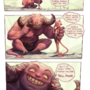 Devilish Parenting Comic Strip