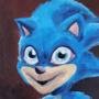 (Horrifying) Sonic The Hedgehog, (2020).