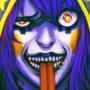 Laughing Ouroboros Girl