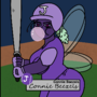 Baseball Collector's Card Connie