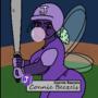 Baseball Collector's Card Connie