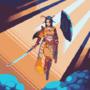 Amaterasu, the shining light (SMITE)