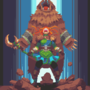 Artio, the bear goddess