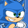 I love you blue blur