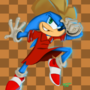 Sonic the hedgehog, from sonora