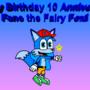 10 Years of Fane the Fairy Fox